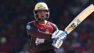 Ramdin was released by TKR for the 2020 CPL season