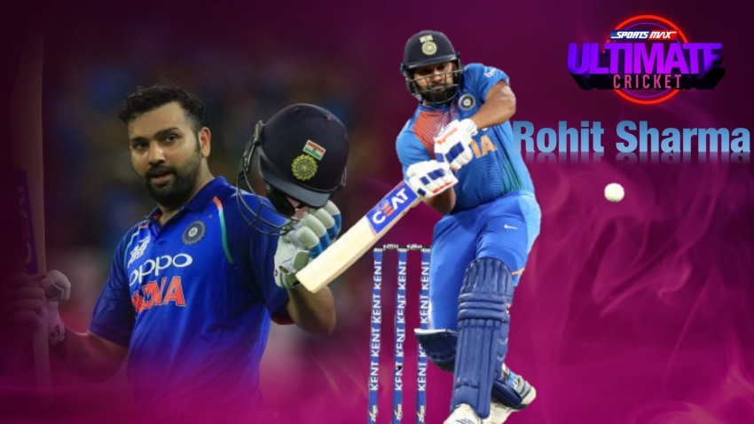 Ultimate XI ODI Profile: Rohit Sharma