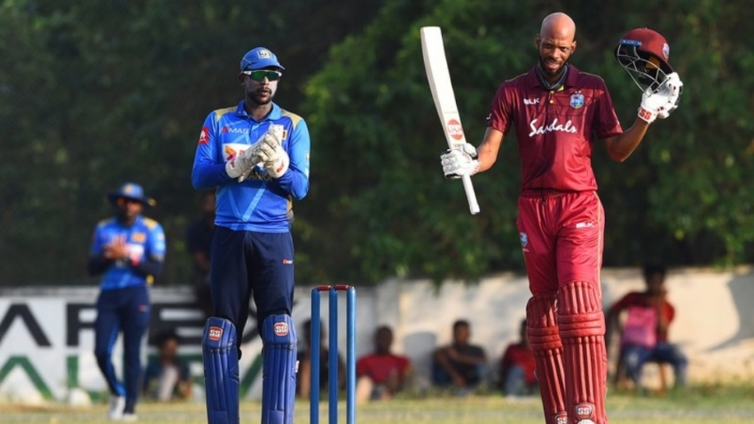 Chase century, bowling give West Indies warm-up win ahead of opener against Sri Lanka