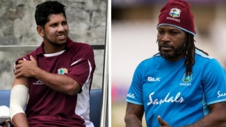 Sarwan fires back: Says Gayle's 'scandalous allegations' untrue and hurtful