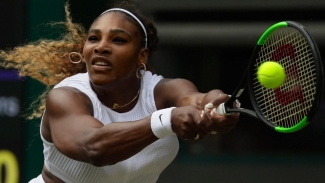 Can Serena at less than full health dominate the WTA circuit?
