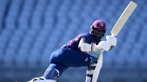 Moseley scores unbeaten 83 as West Indies squad match ends in a draw