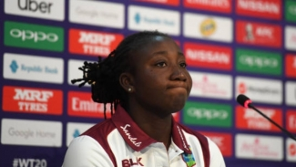 Windies skipper Stafanie Taylor