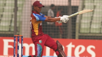 Windies B skipper Tevin Imlach