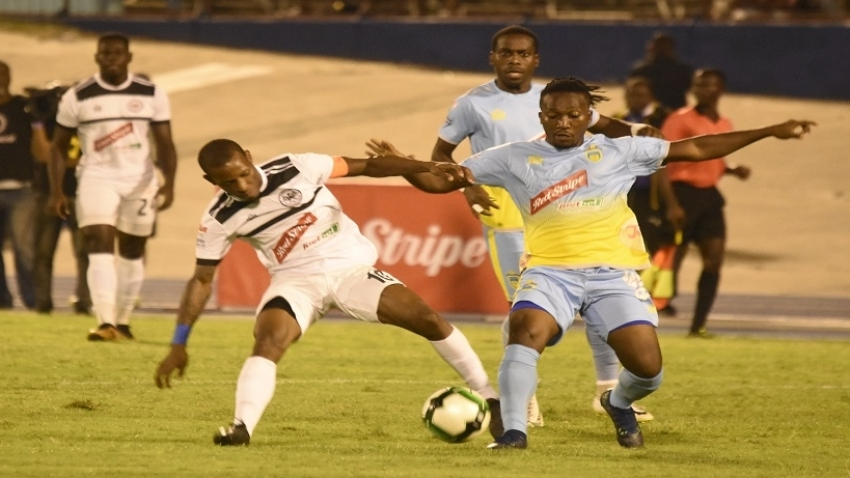 Waterhouse takes crack at reigning champs Herediano