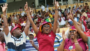 Caribbean fans ready for World Cup party claims former Windies skipper Sammy