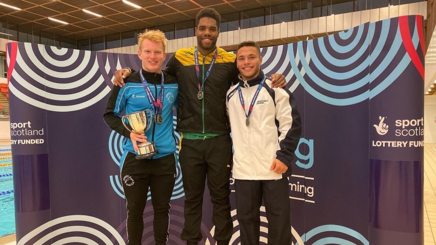 Yona Knight-Wisdom scores confidence-boosting win at Scottish nationals