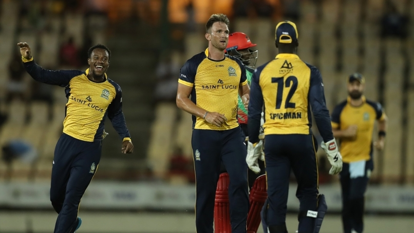 St Lucia Zouks climb from cellar with win over Patriots